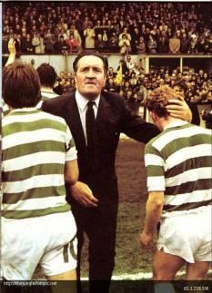 Jock Cup Final 1969 v Huns loving it