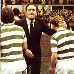 Jock Cup Final 1969 v Huns loving it