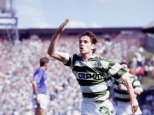 Joe Miller Celtic football player