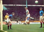 Johannes Edvaldsson at Ibrox 1975