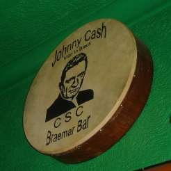 Johnny Cash CSC bhodran