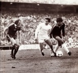 Johnny Doyle in the Bernabeu