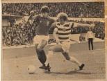 Johnny Doyle SC final 1980 v Gordhun Smith