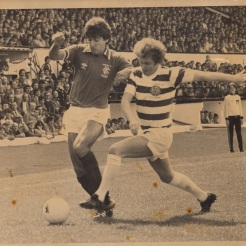 Johnny Doyle SC final 1980 v Gordhun Smith