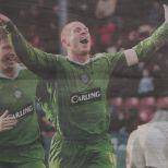 Lennys goal v Dline No