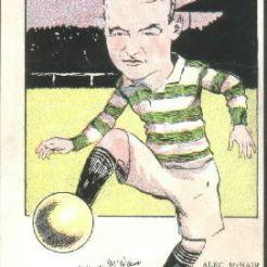McNair, Alex Cartoon