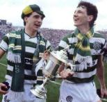 McStay brothers 1985 cup final