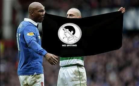 No Spitting Broony