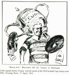 Sunny Jim Young cartoon