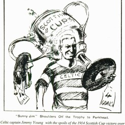 Sunny Jim Young cartoon