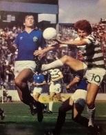 Tommy Burns v Rangers at Hampden