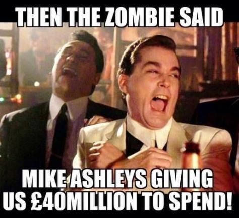 Ashley's 40 million