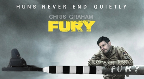 Chris Graham Fury