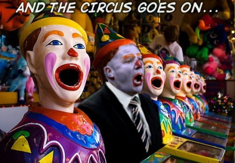 Circus goes on