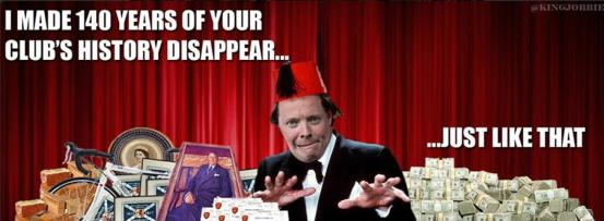 Craig Whyte  Magician by King Jobbie