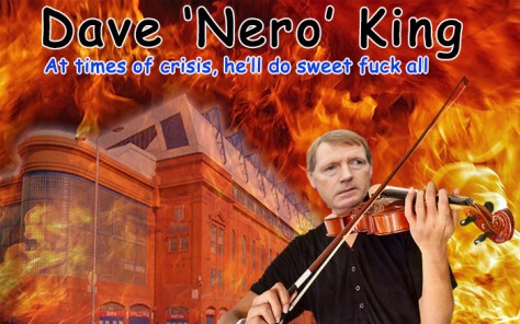 Dave Nero King fiddles