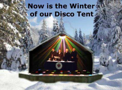 Disco Tent