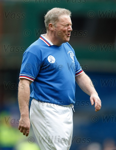Rangers Legends v Man Utd Legends 6th May 2013