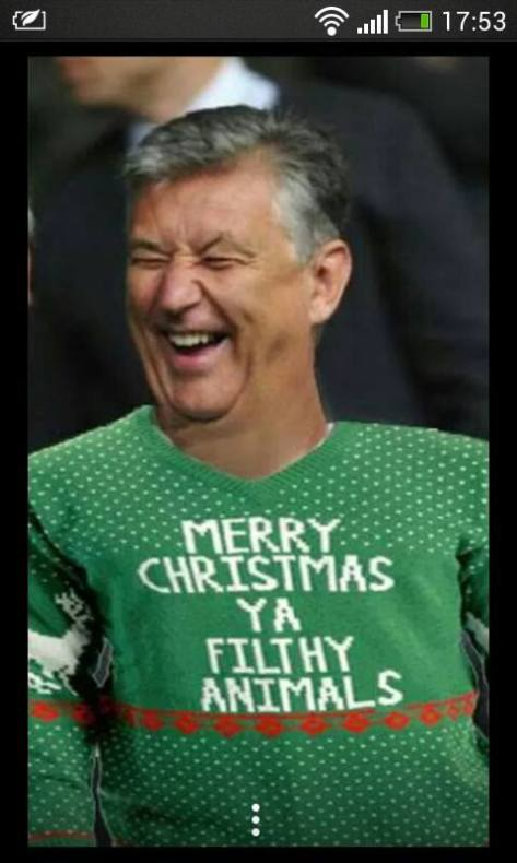 Lawwell filthy animals