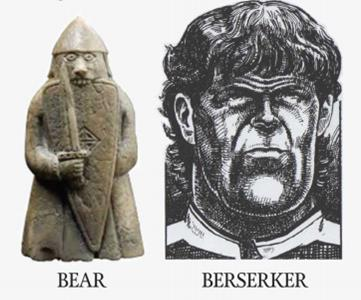 Bear and Berserker