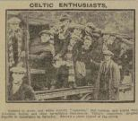 1920 Celtic enthusiasts Dundee Courier