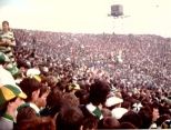 1985 cup final Greenock Shamrock Celtic end