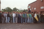 1988 or 89 queue into Celtic End