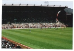 at Old Trafford, Macari testimonial