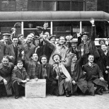 Belfast Glasgow Celtic Supporters Assn 1946