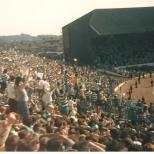 Celtic End, Hampden Centenary cup final
