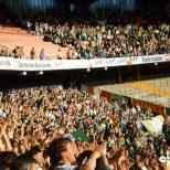Celtic fans at Cologne 1992