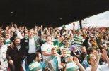 Celtic fans Firhil 1989 or 1990