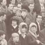 Celtic support Jan 1966 v Rangers won 5-1