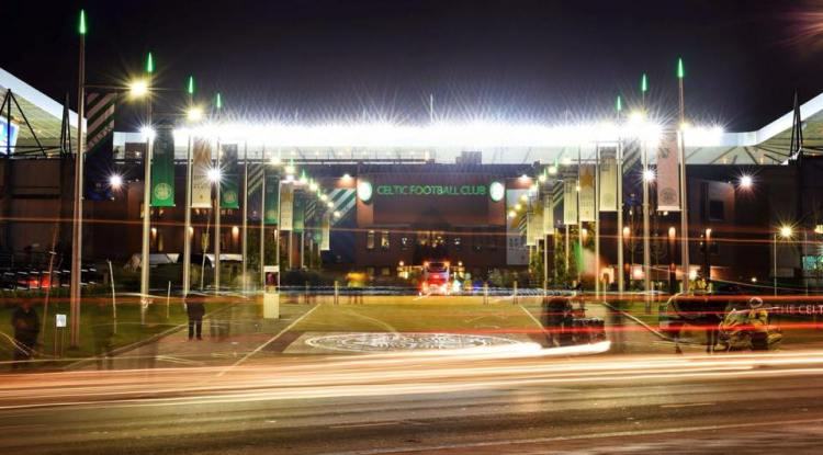 Celtic Way before the melee