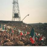 Centenary Cup final Celtic End 3