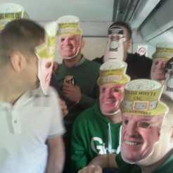 Craig Whyte CSC masks