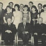 Croy CSC Dance 1966 with Bob Kelly