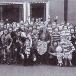 Eddlewood CSC Hamilton 1975 with blow up Jinky