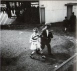 Father and hooped son, Hampden