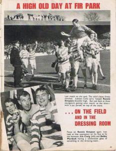 Fir Park 1966