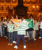 George Square after Seville