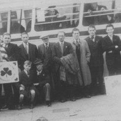Gorbals CSC 1950s