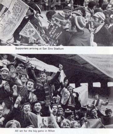 Milan final 1970