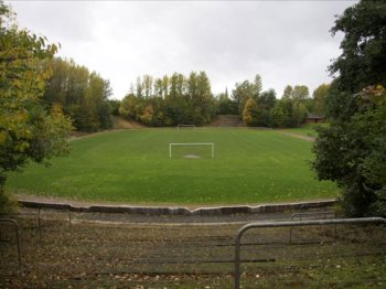 Cathkin Park today