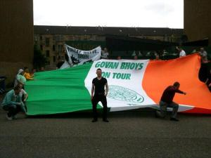 Govan Bhoys on Tour