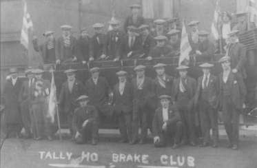 Tally Ho Hamilton CSC Brake Club
