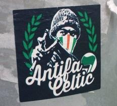 Antifa Celtic sticker