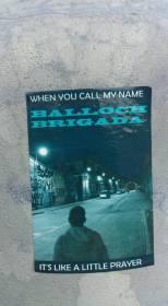 Balloch Brigada sticker