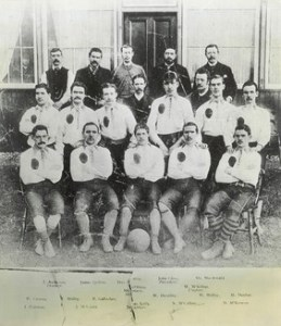 Celtic team 1888