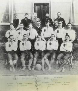 Celtic team 1888